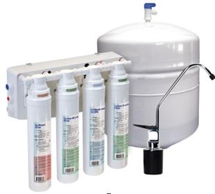 Aqua Flo Platinum QCRO-QCUF Drinking Water System
