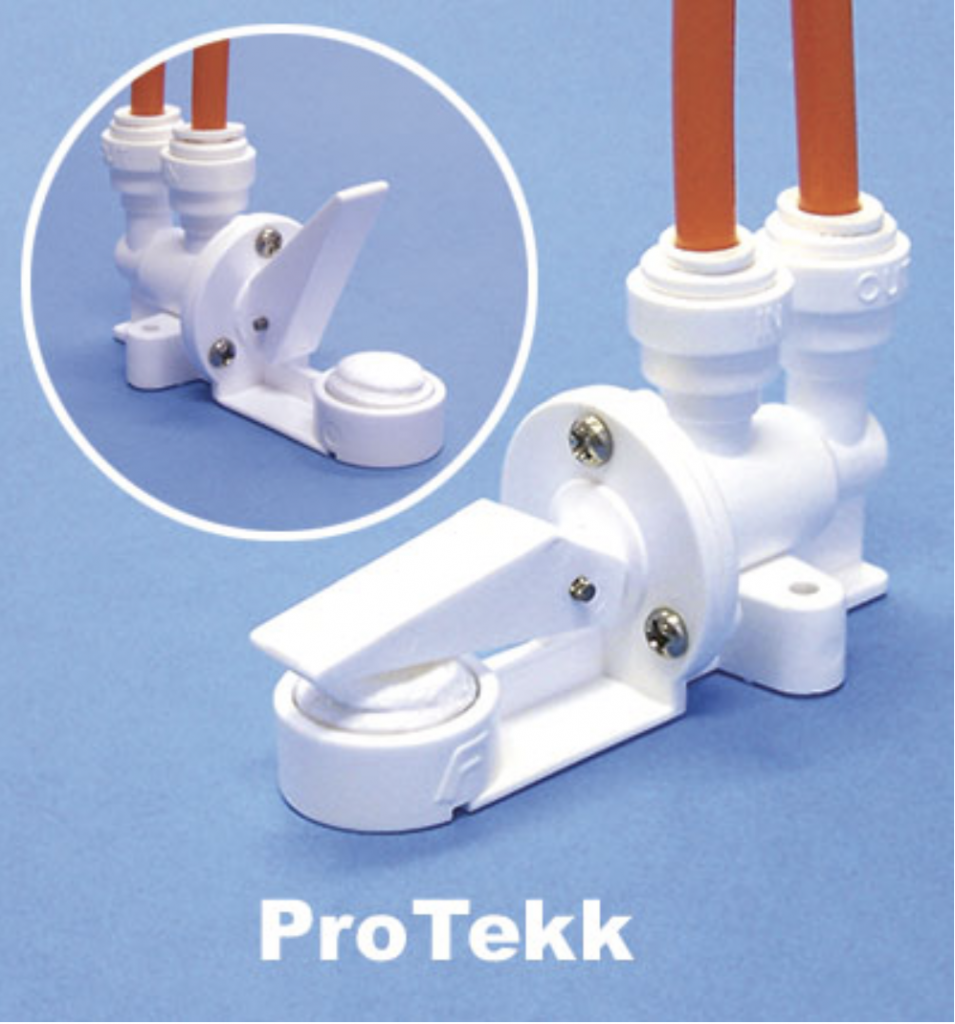 Vertex ProTekk Mechanical Leak Detector