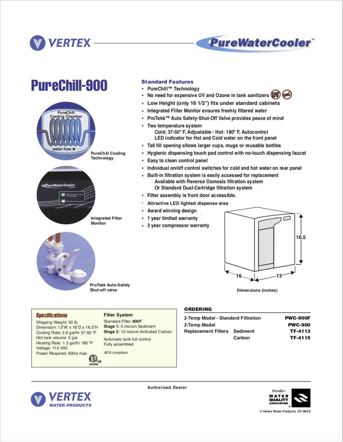 PureChill-900