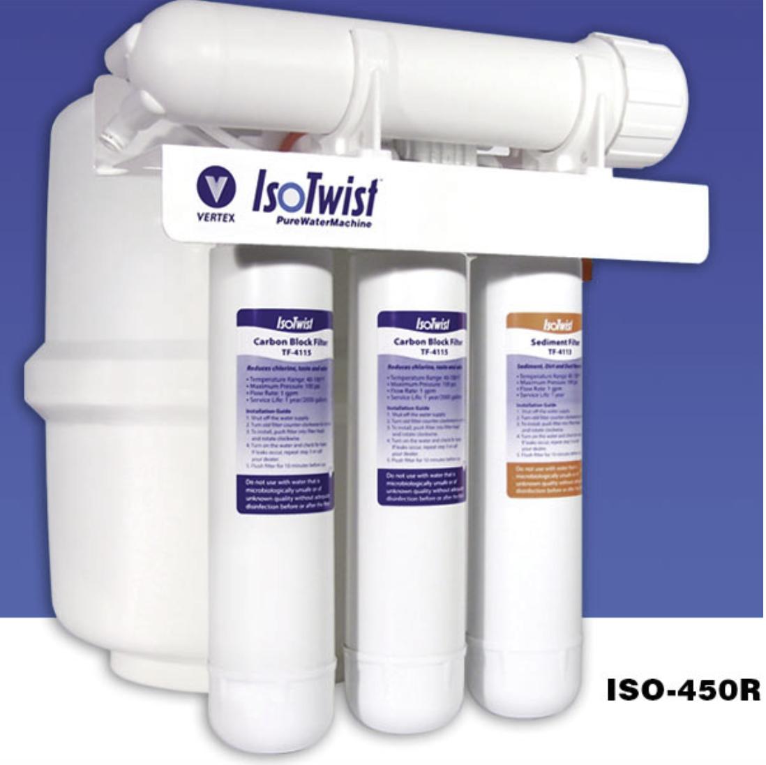 Vertex IsoTwist ISO550R
