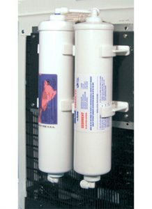 Vertex Replacement Filters for Water Coolers