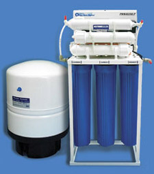 Restaurant and Light Commercial  Reverse Osmosis Water Filter