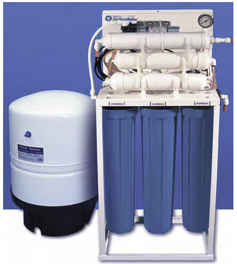 Vertex Pure Water Machine Reverse Osmosis Heavy Duty & Light Commercial