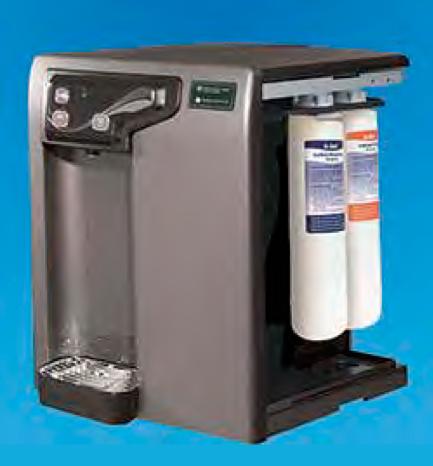 Vertex Lo-Profile Countertop Water Cooler PWC-450